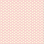 Canvas Corp - Baby Collection - 12 x 12 Paper - Pink and Ivory Dot Reverse