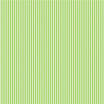 Canvas Corp - Lime Green and White Collection - 12 x 12 Paper - Ribbon Stripe