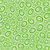 Canvas Corp - Lime Green and White Collection - 12 x 12 Paper - Swirls Reverse