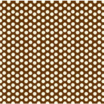 Canvas Corp - Chocolate and Vanilla Collection - 12 x 12 Paper - Dot Reverse