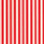 Canvas Corp - Red and Ivory Collection - 12 x 12 Paper - Ribbon Stripe