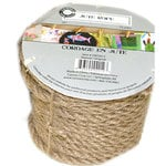 Canvas Corp - Jute Rope - Natural - 50 Feet
