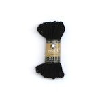 Canvas Corp - Hemp Cord - Black - 45 Feet