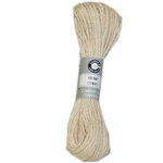 Canvas Corp - Hemp Cord - White - 45 Feet