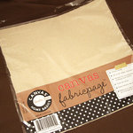 Canvas Corp - 12 x 12 Fabric Paper - Canvas