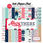 Carta Bella Paper - Ahoy There Collection - 6 x 6 Paper Pad