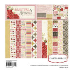 Carta Bella Paper - Beautiful Moments Collection - 12 x 12 Collection Kit