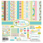 Carta Bella Paper - Cool Summer Collection - 12 x 12 Collection Kit