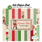 Carta Bella Paper - Christmas Time Collection - 6 x 6 Paper Pad