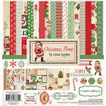 Carta Bella Paper - Christmas Time Collection - 12 x 12 Collection Kit