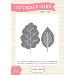 Carta Bella Paper - All Bundled Up Collection - Christmas - Designer Dies - Tree