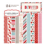 Carta Bella Paper - Devoted Collection - 6 x 6 Paper Pad