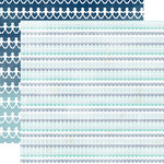 Carta Bella Paper - Hello Again Collection - 12 x 12 Double Sided Paper - Friends Forever