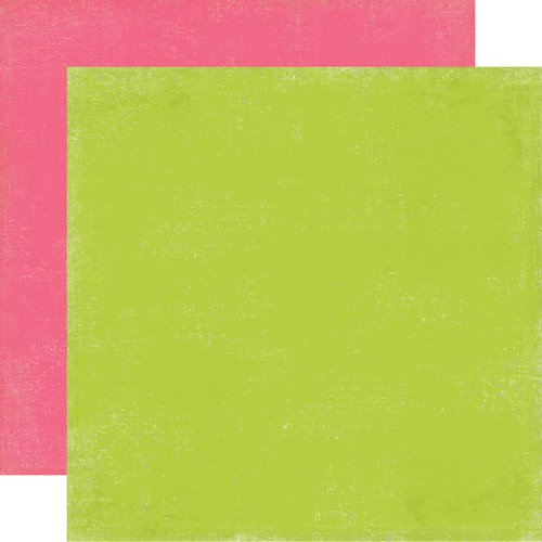 Carta Bella Paper - Merry and Bright Collection - Christmas - 12 x 12 Double Sided Paper - Green Glow