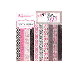 Carta Bella Paper - Paris Girl Collection - 6 x 6 Paper Pad