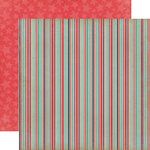Carta Bella Paper - Rough and Tumble Collection - 12 x 12 Double Sided Paper - Silly Stripes