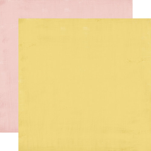 Carta Bella Paper - So Noted Collection - 12 x 12 Double Sided Paper - Citron
