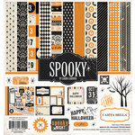 Carta Bella Paper - Spooky Collection - Halloween - 12 x 12 Collection Kit