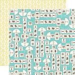 Carta Bella Paper - True Friends Collection - 12 x 12 Double Sided Paper - Hopscotch