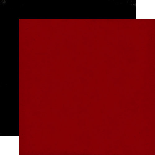 Carta Bella Paper - Well Traveled Collection - 12 x 12 Double Sided Paper - Excursion Red