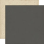 Carta Bella Paper - Well Traveled Collection - 12 x 12 Double Sided Paper - Charcoal