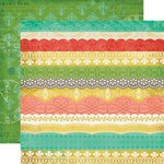 Carta Bella Paper - Yesterday Collection - 12 x 12 Double Sided Paper - Beautiful Past