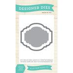 Carta Bella Paper - Yesterday Collection - Designer Dies - Yesterday Frames