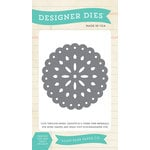 Carta Bella Paper - Yesterday Collection - Designer Dies - Small Doily