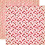 Carta Bella - Amour Collection - 12 x 12 Double Sided Paper - I Adore You