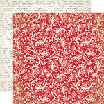 Carta Bella - Amour Collection - 12 x 12 Double Sided Paper - Tender Hearted