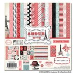 Carta Bella - Amour Collection - 12 x 12 Collection Kit