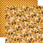 Carta Bella Paper - Autumn Collection - 12 x 12 Double Sided Paper - Fall Foliage