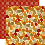 Carta Bella Paper - Autumn Collection - 12 x 12 Double Sided Paper - Fall Forest