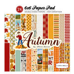Carta Bella Paper - Autumn Collection - 6 x 6 Paper Pad