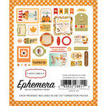 Carta Bella Paper - Autumn Collection - Ephemera