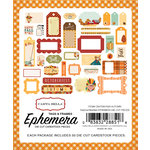 Carta Bella Paper - Autumn Collection - Ephemera - Frames and Tags