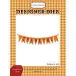 Carta Bella Paper - Autumn Collection - Designer Dies - Thankful Banner