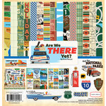 Carta Bella Paper - Are We There Yet Collection - 12 x 12 Collection Kit