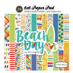Carta Bella Paper - Beach Day Collection - 6 x 6 Paper Pad
