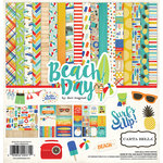 Carta Bella Paper - Beach Day Collection - 12 x 12 Collection Kit