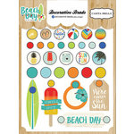 Carta Bella Paper - Beach Day Collection - Decorative Brads