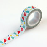 Carta Bella Paper - Beach Day Collection - Decorative Tape - Beach Ball