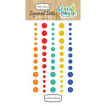 Carta Bella Paper - Beach Day Collection - Enamel Dots