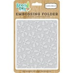 Carta Bella Paper - Beach Day Collection - Embossing Folder - Beach Ball