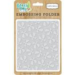 Carta Bella Paper - Beach Day Collection - Embossing Folder - Beach Ball