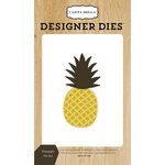 Carta Bella Paper - Beach Day Collection - Designer Dies - Pineapple