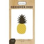 Carta Bella Paper - Beach Day Collection - Designer Dies - Pineapple