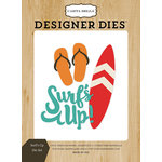 Carta Bella Paper - Beach Day Collection - Designer Dies - Surfs Up