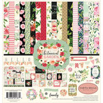 Carta Bella Paper - Botanical Garden Collection - 12 x 12 Collection Kit