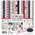 Carta Bella Paper - By The Sea Collection - 12 x 12 Collection Kit